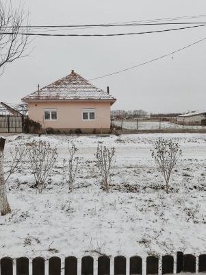 Iarna in Coroi.